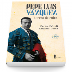 Pepe Luis Vázquez, torero de culto
